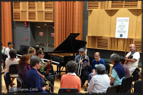 Art of Improvisation Workshop - Large Ensemble