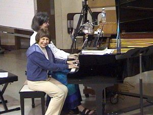 Piano Wellness Seminar Duet