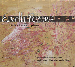Betsy Bevan - Earth Poems