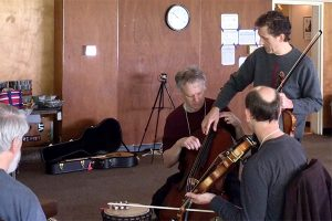 David Rudge Cello Lesson