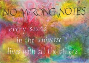 No Wrong Notes Poster