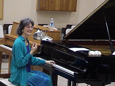 Piano Wellness Seminar Jane