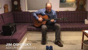 Jim Oshinsky - Improvising with Looper