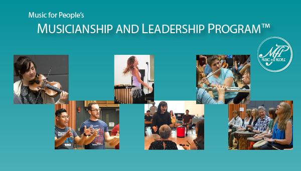 Musicianship and Leadership Program