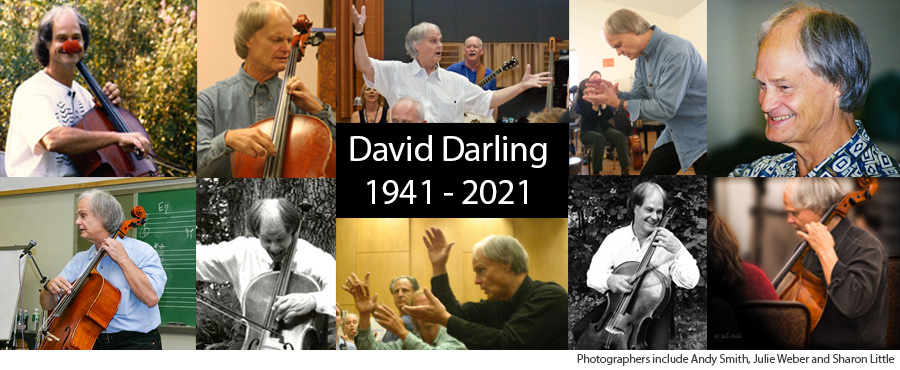 David Darling 1941-2021