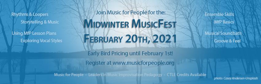 Winter MusicFest 2021